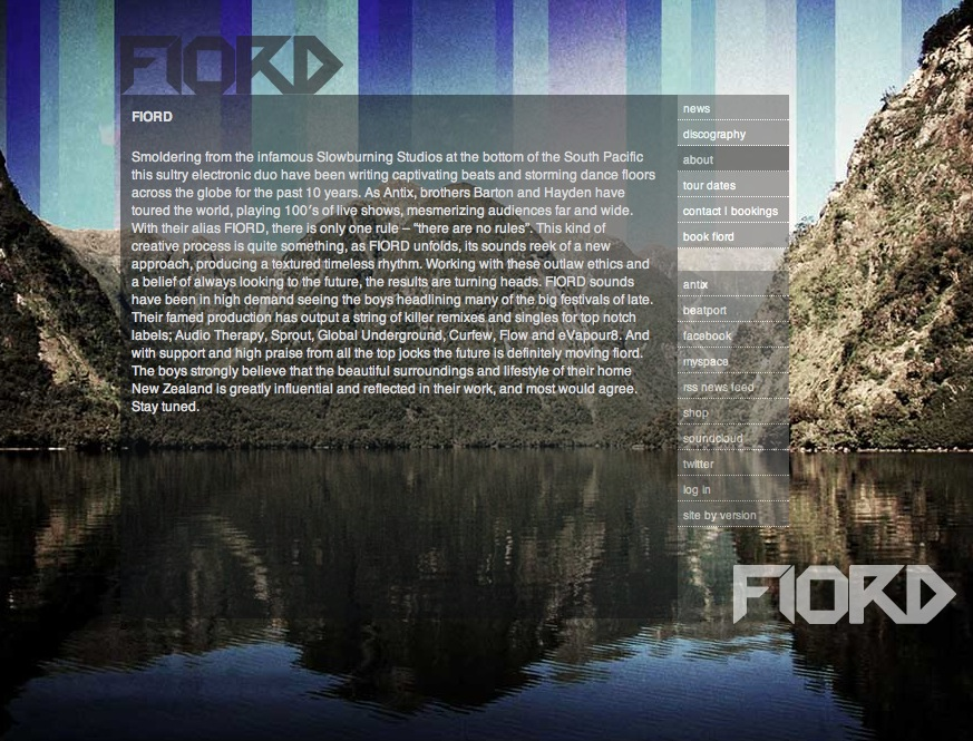 FIORD MUSIC