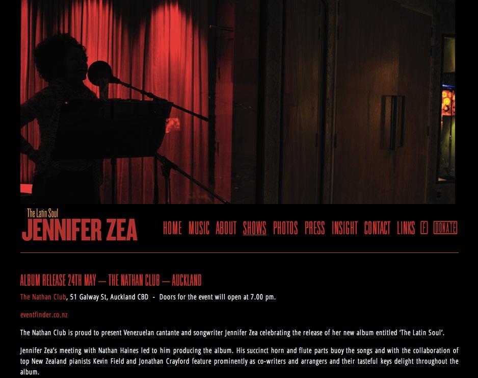 jenniferzea.com