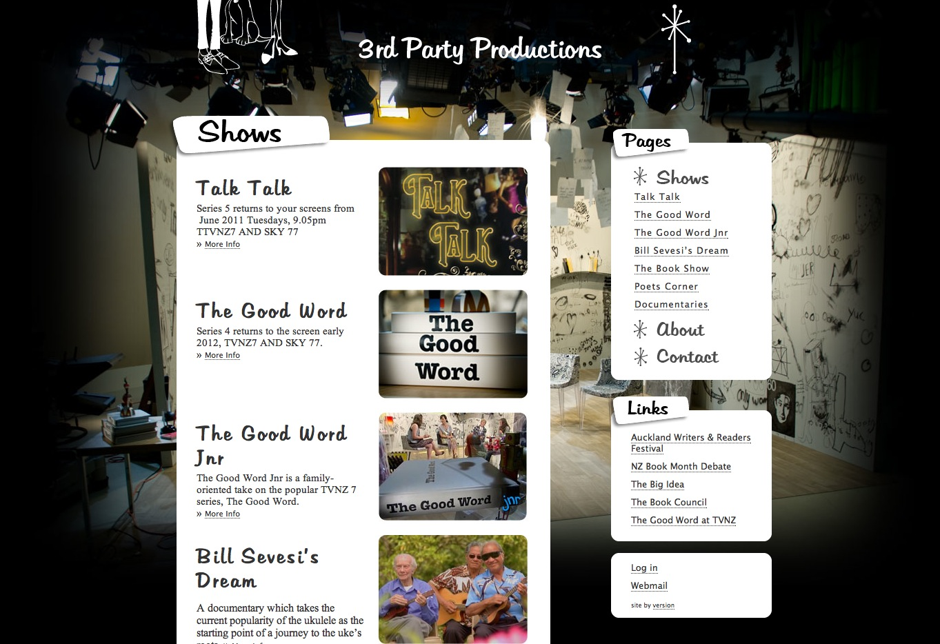 3rd Party Productions