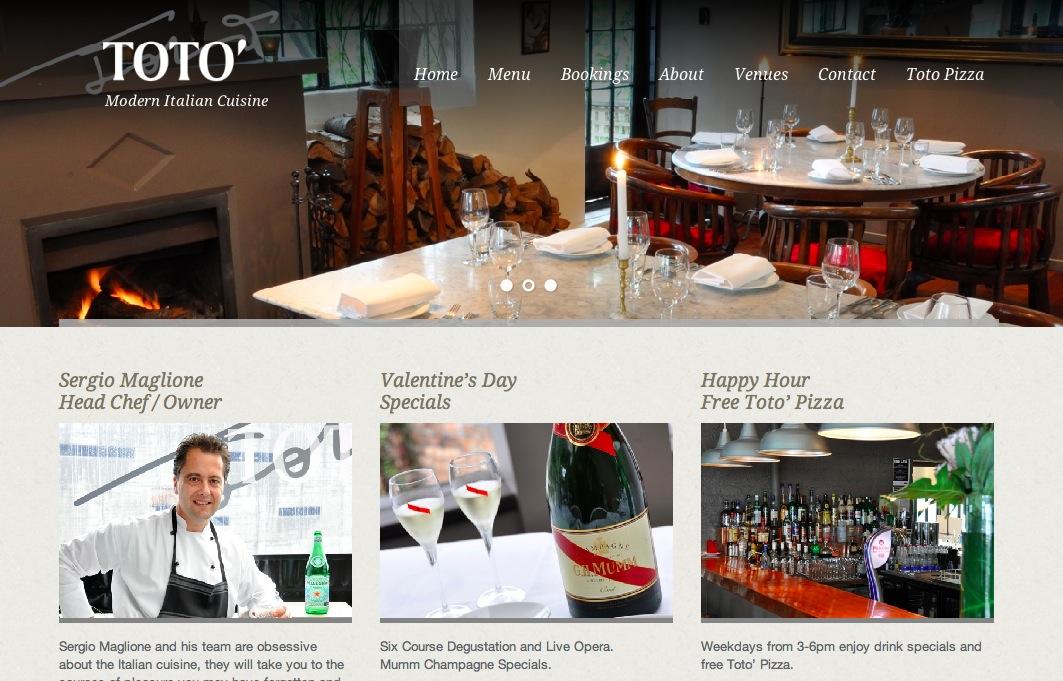 Toto' Restaurant